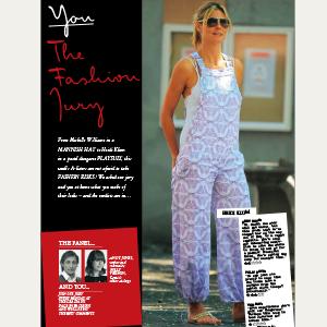 Grazia – Fashion Jury