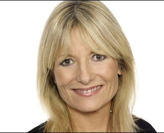 BBC London – Gaby Roslin