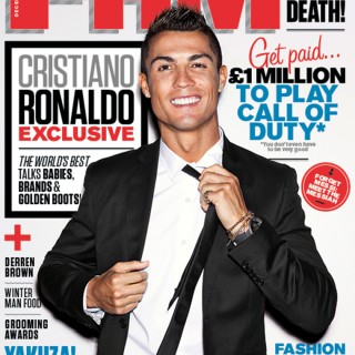 Ronaldo – FHM